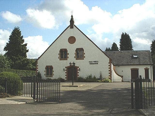 Old Well Theatre in Moffat