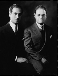 The songs of George and Ira Gershwin by Dominic Alldis