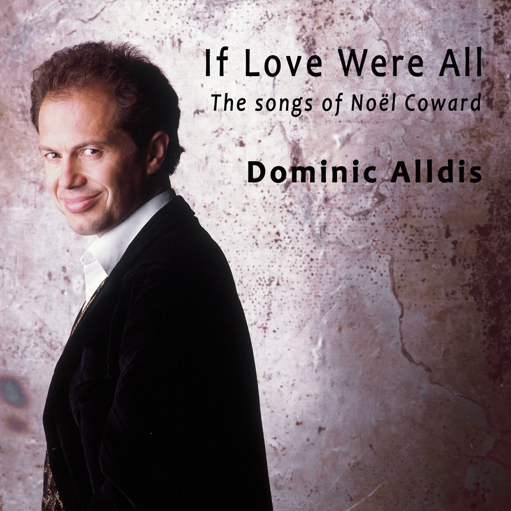 'If love were all' by Dominic Alldis