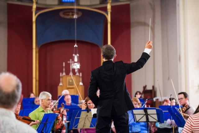 Wimbledon Symphony Orchestra 2016
