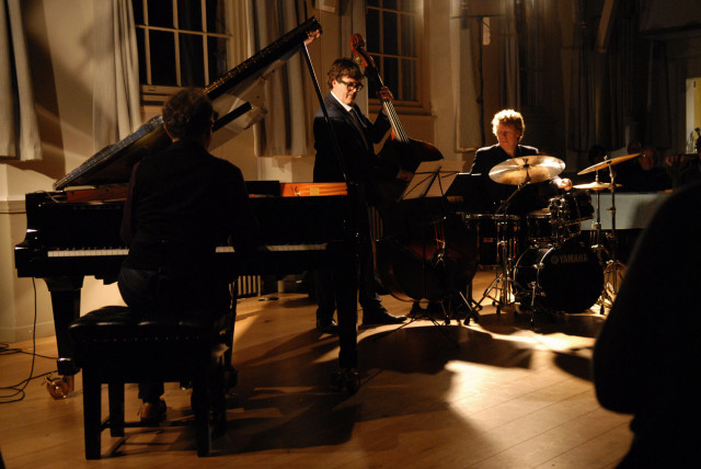 Dominic Alldis Trio at Chipping Norton Festival