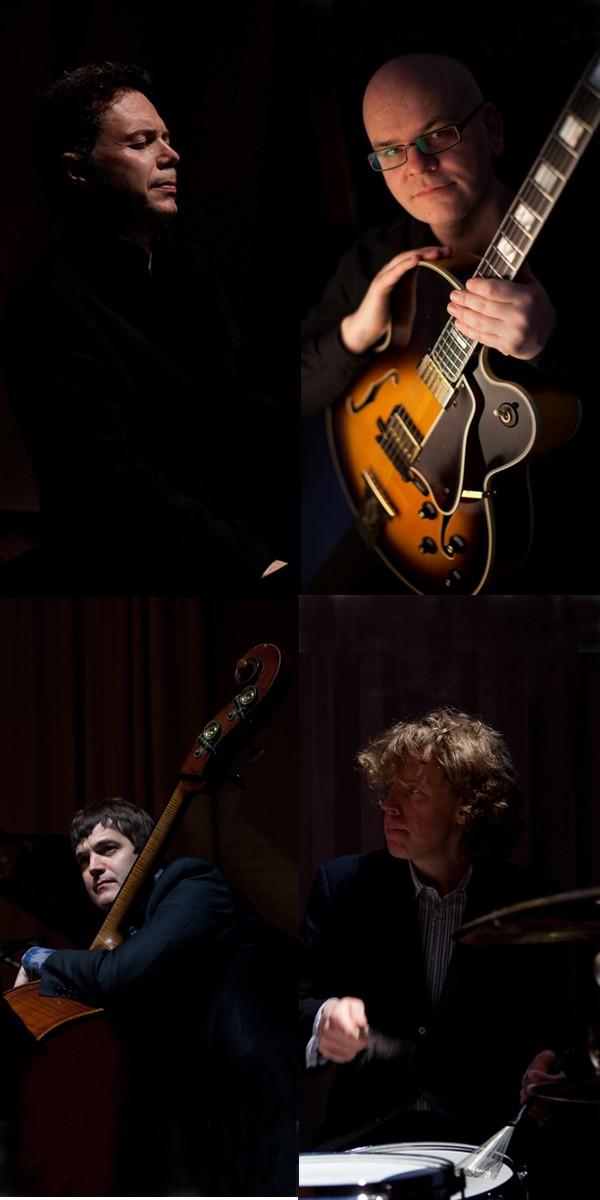 Dominic Alldis Two Trios @ The Pheasantry