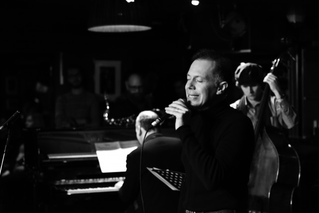 Dominic Alldis @ Ronnie Scotts Acoustic Lounge 2016