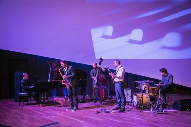 Dominic Alldis with Maxime Bender Quartet